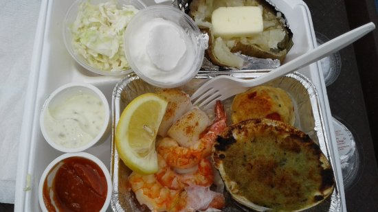 The Lobster House: 20170414_122152_large.jpg