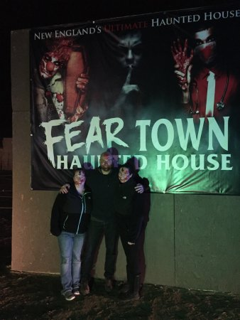 Fear Town Haunted House