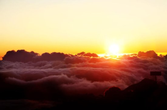 Haleakala Maui Sunrise Tour with...