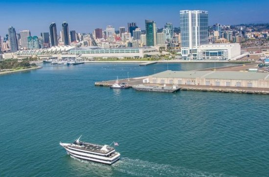 San Diego Harbor Cruise with Live Guided Commentary