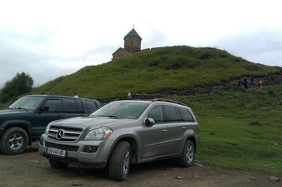 Kazbegi Sightseeing: Private Tour...