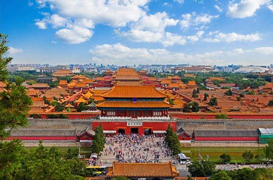 Salir de la línea Imperial Beijing...