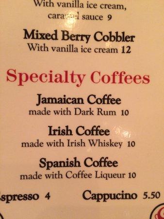 New Rochelle, NY: Coffee