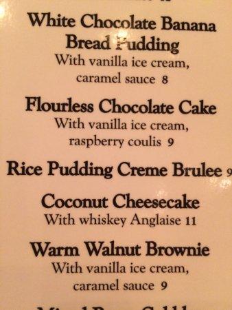 New Rochelle, NY: Dessert