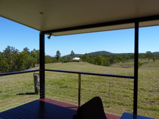 Atherton, Australien: View from the Owl's Hollow
