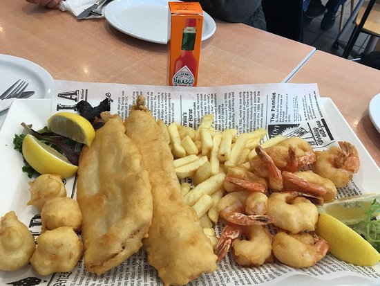 Apollo Bay Seafood Cafe: photo0.jpg