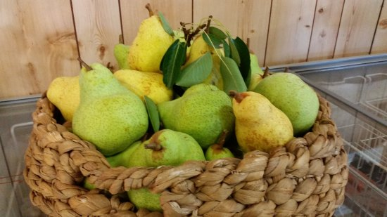 Karridale, Αυστραλία: Local Organic Fruit - Seasonal