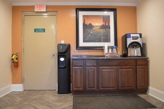 Interior - Picture of Budgetel Raleigh - Tripadvisor