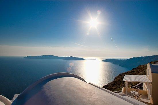 Santorini Princess: Aegean - Sea view