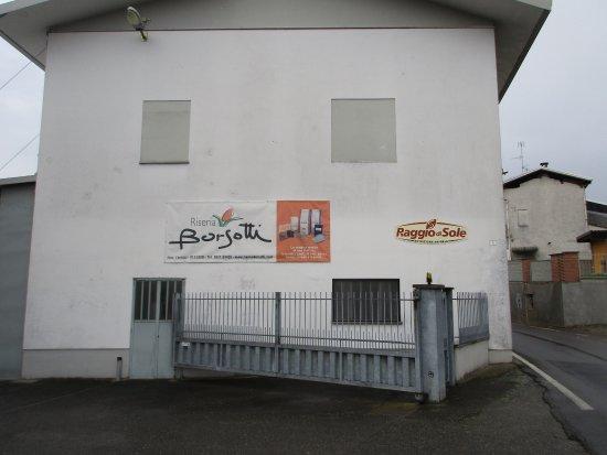 Oleggio, Ιταλία: Riseria Borsotti