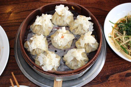 Hohhot, China: The dumplings, light and tasty