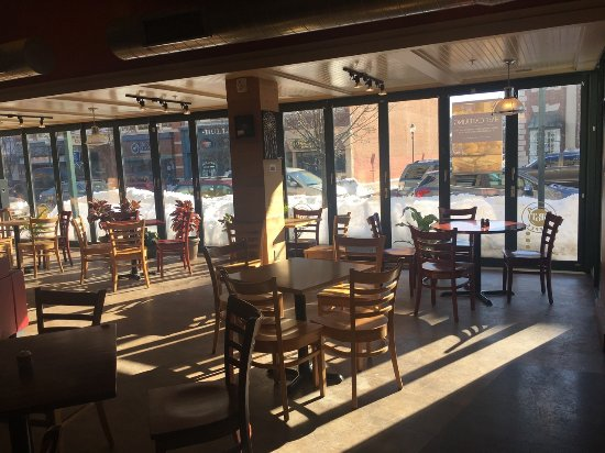 Glens Falls, NY: Grab a coffee and relax
