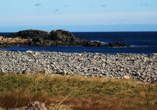 Louisbourg, Canada: Black Rock Point