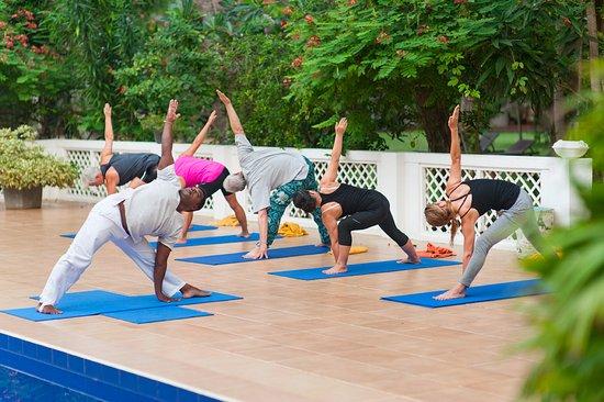 Talalla, Sri Lanka: Yoga