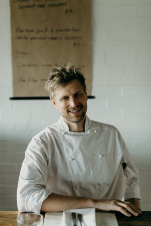 Berry, Australia: Executive Chef Andrew Hickie