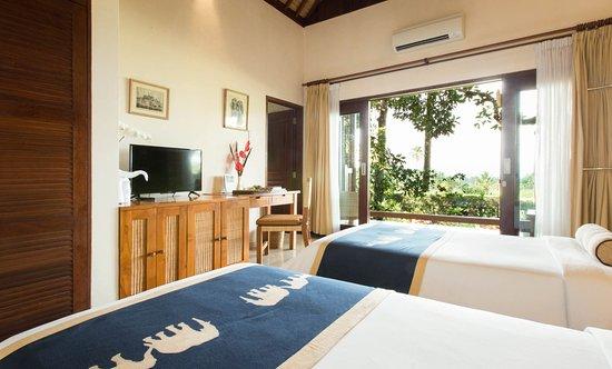 Elephant Safari Park Lodge Hotel Ubud Indonesien