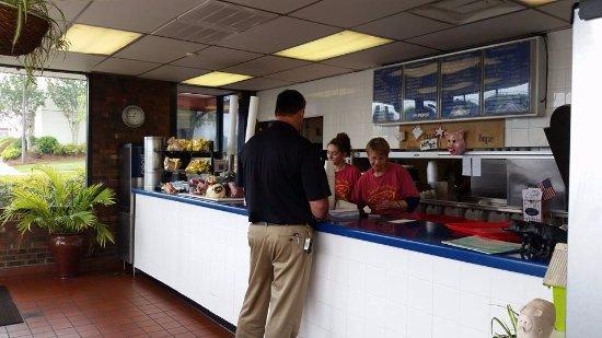 Mauldin, Carolina del Sur: counter service