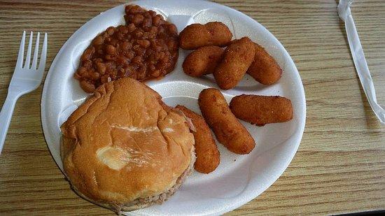 Mauldin, Karolina Południowa: my yummy meal
