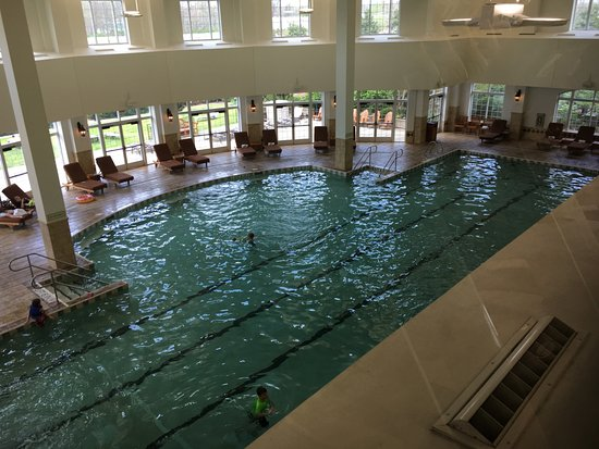 Huge Fitness Center Picture Of Gaylord Opryland Resort