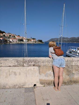 Остров Корчула, Хорватия: Tranquility!