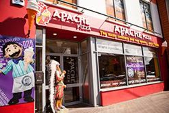 Apache Pizza Monaghan Unit 3 North Rd Updated 2020