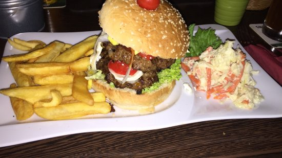Sarstedt, Germany: Burger