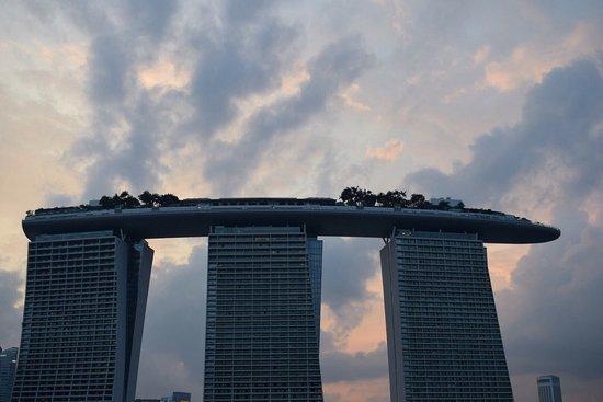 infinity pool singapore hotel. Marina Bay Sands: Hotel And Infinity Pool. Pool Singapore