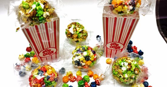 Southaven, MS: WE CARRY AND MAKE A VARIETY OF POPCORN BALLS STARTING $1.59 UP TO $2.49 EA.