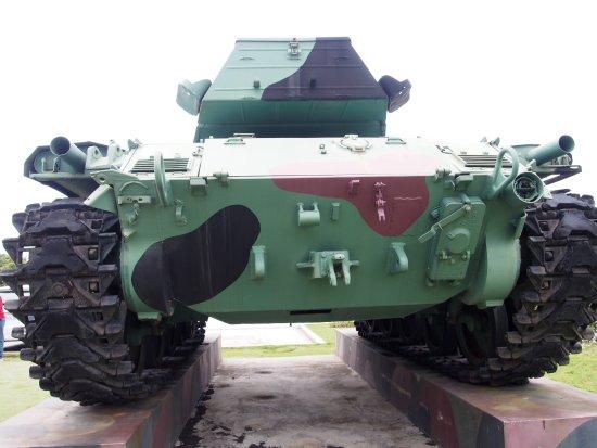 Kinmen, Ταϊβάν: 坦克車
