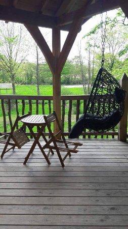 Ain, Frankrike: cabane pigeonnier