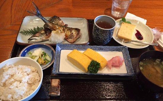 Kameoka, ญี่ปุ่น: 今日のランチです