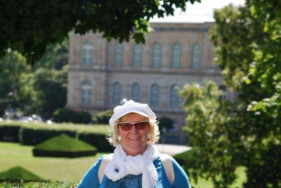 Гота, Германия: Touristin