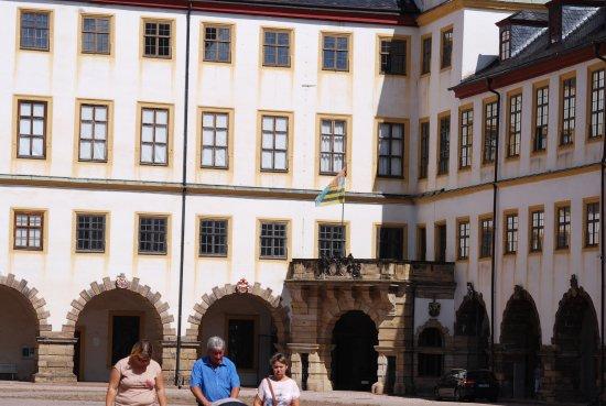 Гота, Германия: Schlosshof