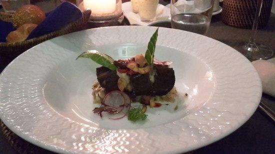 Restaurant du 20 Degres Sud : Mi-cuit de thon rouge