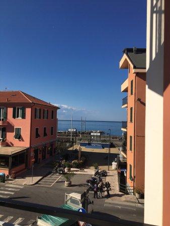 Doria Hotel : Vista dalla camera