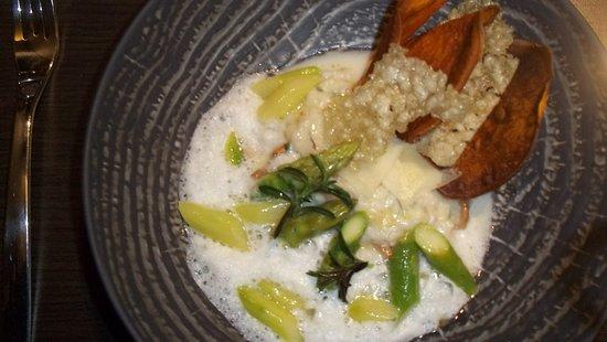 Antony, Frankrike: Mon plat végétarien, exquis...