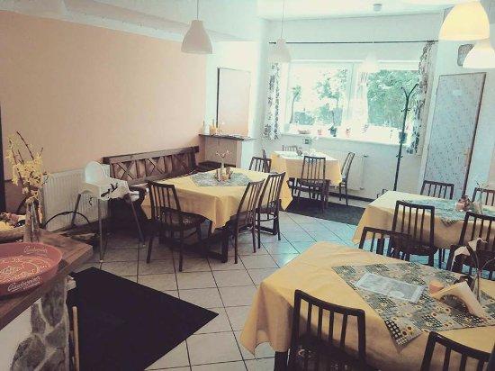 Sumperk, Republik Ceko: Rodinná restaurace, Kde si pochutnáte na domácí kuchyni v příjemném prostředí.
