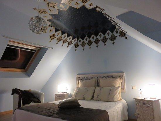 Pleven, Prancis: Chambre déco orientale2