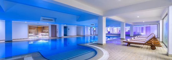 Asterias Beach Hotel: Spa - indoor swimming pool