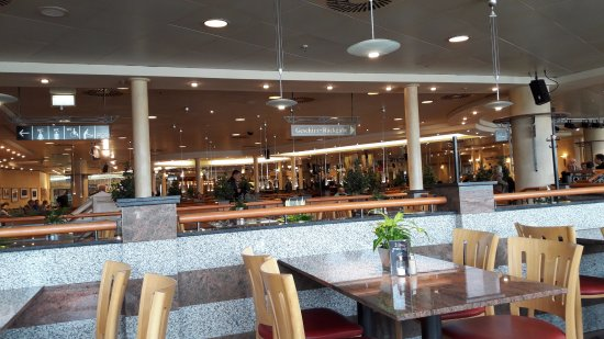интерьер ресторана Bild Von Le Buffet Restaurant Cafe Dresden
