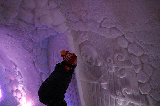 Luvattumaa - Levi Ice Gallery: Levi Ice Gallery