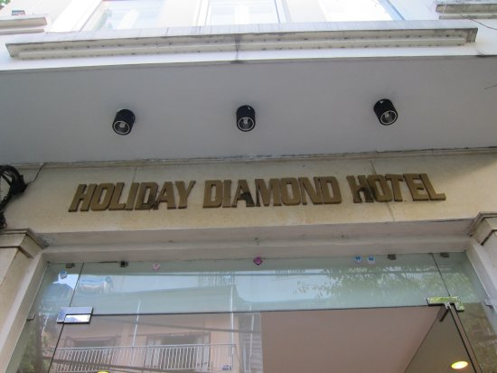 Hanoi Holiday Diamond Hotel Picture