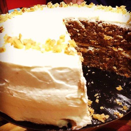 Molins de Rei, España: Carrot Cake os apetece lo encontrarás en nuestra carta