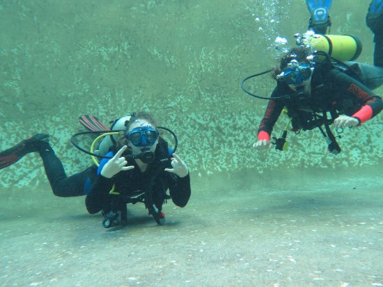 South Perth, Australia: Learn to Dive in safe and fun conditions!