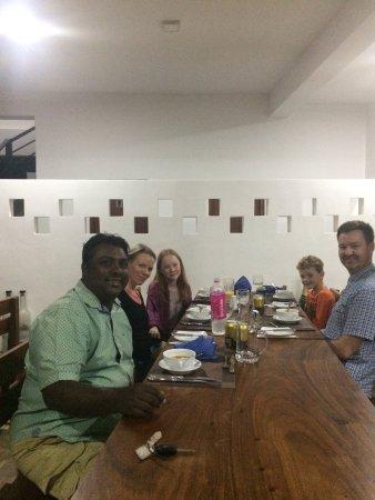 Ja Ela, Sri Lanka: Travel with Nevil,NF Travels & Tours,Mr.joe boy son from, DENMARK.