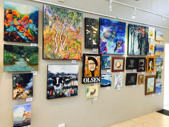 Atrium Gallery at Buderim Craft Cottage