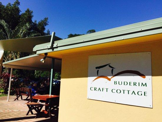 Buderim, أستراليا: Beautiful Queensland Skies - we really enjoyed the Atrium Gallery