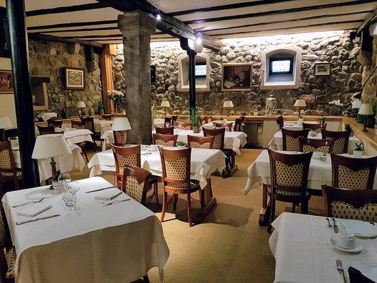 Kientzheim, Frankrig: Salle de restaurant
