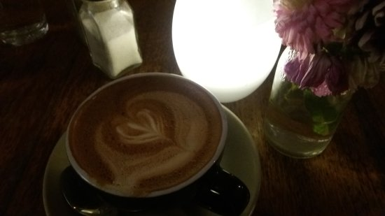 Waikanae, New Zealand: Great night - good coffee