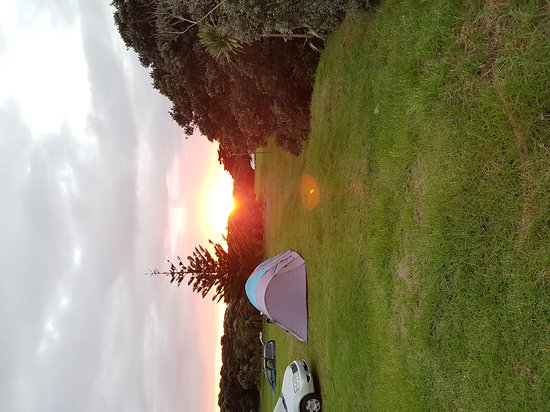 Kumeu, New Zealand: Muriwai Motor Camp